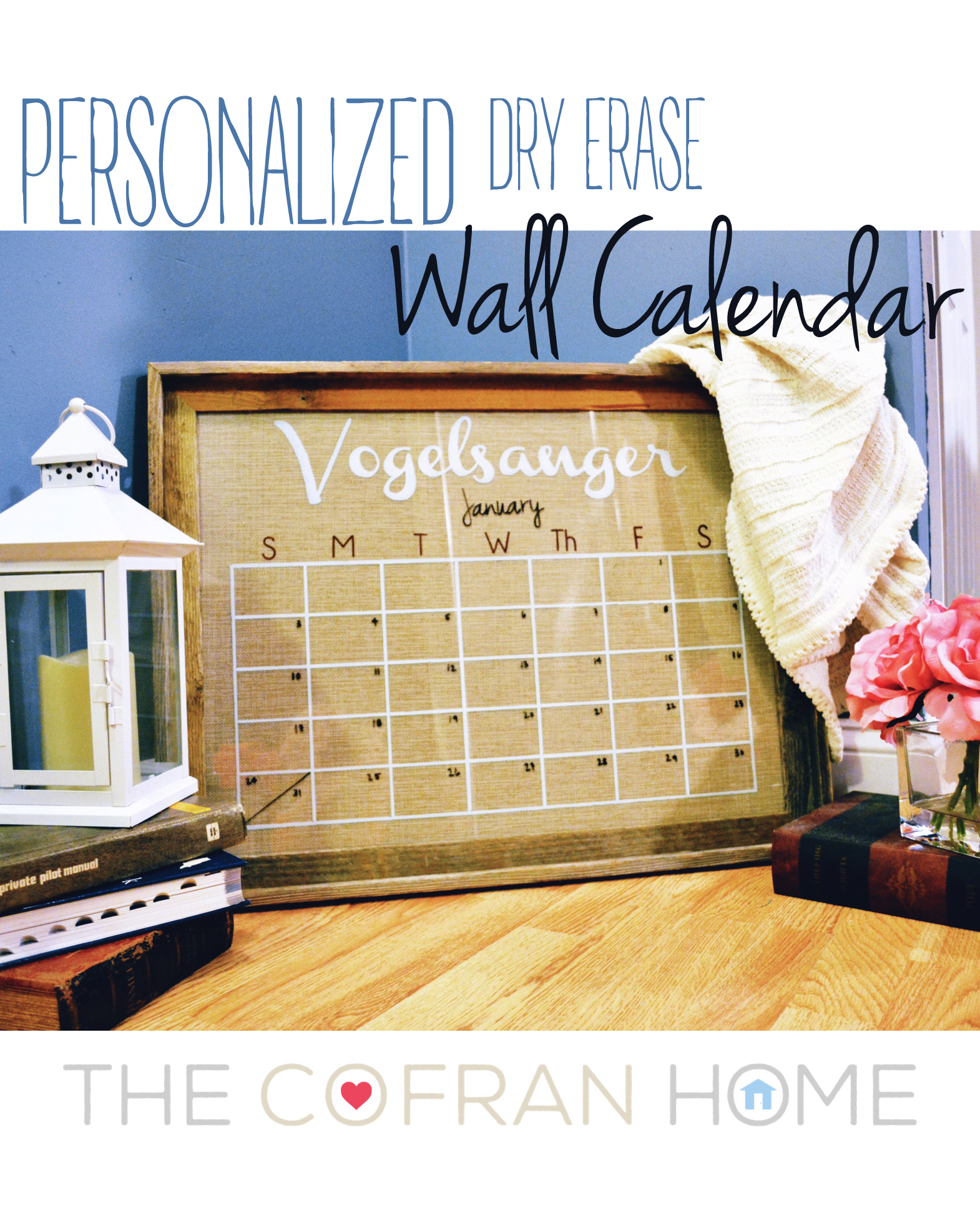 Customized wall calendars with photos