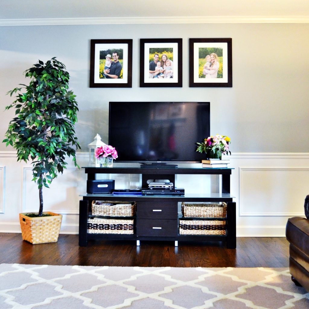 Wainscoting Reveal - The Cofran Home - photo#31