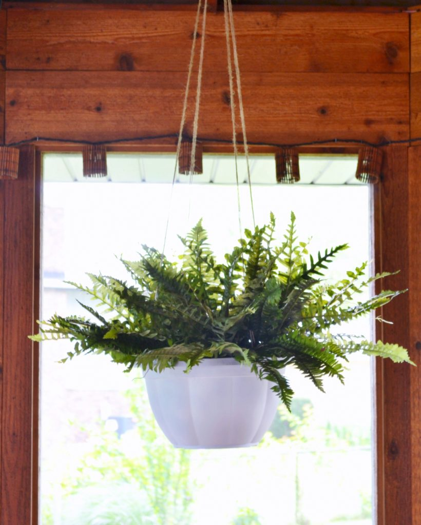 Diy Hanging Planter The Cofran Home
